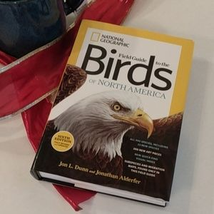 National Geographic Birds Field Guide